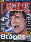 Encore music magazine front cover