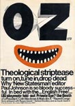 Oz first issue cover