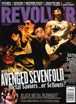 Revolver US music magazine cover