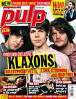 Popworld Pulp first issue cover