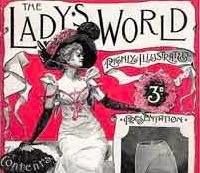 women's weekly magazines: Lady's World