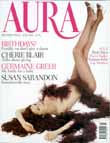 Aura first issue cover