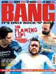Bang music magazine front cover