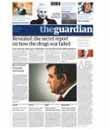Guardian Berliner format dummy cover