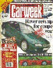 Carweek first issue cover