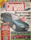 Carweek first issue