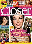 Closer launch issue cover