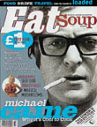 Eat Soup mens magazine cover