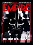 The UKs best cover? Empire featured the breathing of Vader when the cover was opened