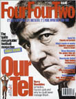 FourFourTwo magazine; launch; Sept 94; Haymarket