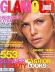 Glamour first issue cover