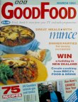 Good Food magazine front cover