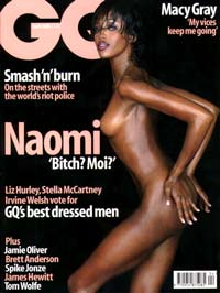 GQ magazine UK; launch; Dec/Jan 89; Conde Nast; editor Paul Keers