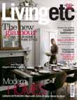 Living, etc, October 2005 cover