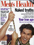Men's Health magazine UK; launch; Apr/May 95; Rodale