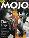 Mojo magazine first issue cover
