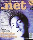 .Net magazine first issue cover