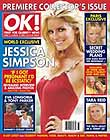 OK! US first issue cover Jessica Simpson