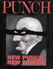 Punch magazine launch issue cover