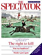 Spectator, 1828-: claims to be the oldest continuously-published magazine in the English language