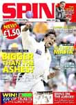 Spin cricket cover