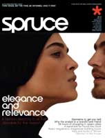 Spruce magazine launch