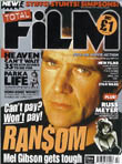 Total Film first issue cover
