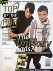 Top of the Pops first issue cover