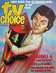 TV Choice 1982 first issue cover