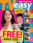 TV Easy trial issue cover