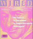 Wired UK magazine launch issue
