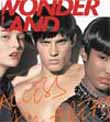 Wonderland men's magazine
