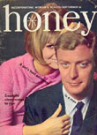 Honey magazine cover from 1964