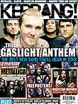 kerrang! 6 August 2008 cover