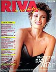 Riva cover Raquel Welsh