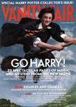 Vanity Fair Harry Potter  oct 2001