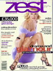Zest first issue cover