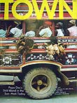 Town magazine cover: June 1967