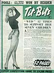 Tit-Bits weekly men's magazine cover Dec 3 1955