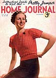 Home Journal magazine front cover