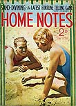 Home Notes magazine front cover
