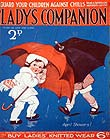 Lady's Companion magazine front cover