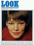 Look of London Glenda Jackson