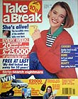 Take A Break magazine front cover