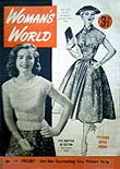 Woman's World magazine front cover