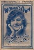Woman's Own magazine - Horner